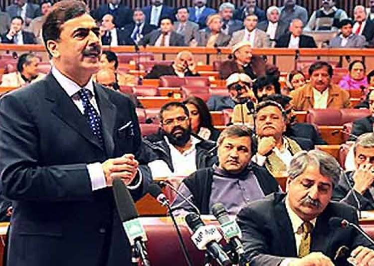 pakistan parliament approves resolution on us ties- India Tv