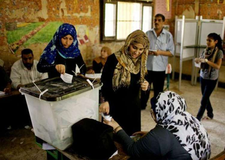 poor turnout egypt presidential poll phase two- India Tv