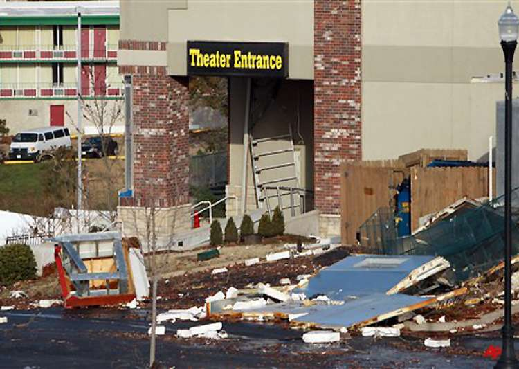 12 killed in us midwest storm- India Tv
