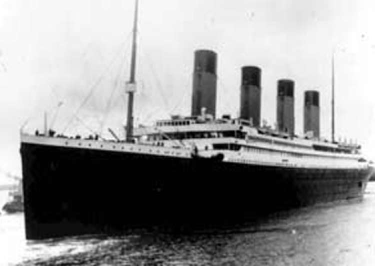 titanic captain was drunk when it hit the iceberg says survivor- India Tv
