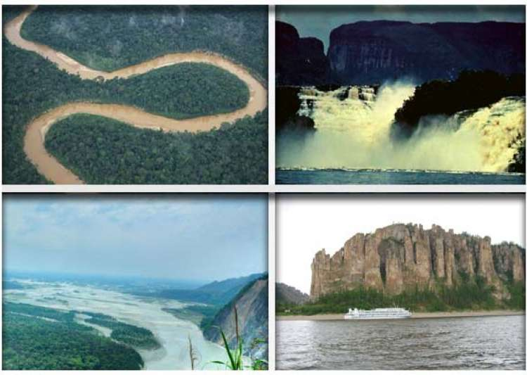 world s 10 most powerful rivers- India Tv