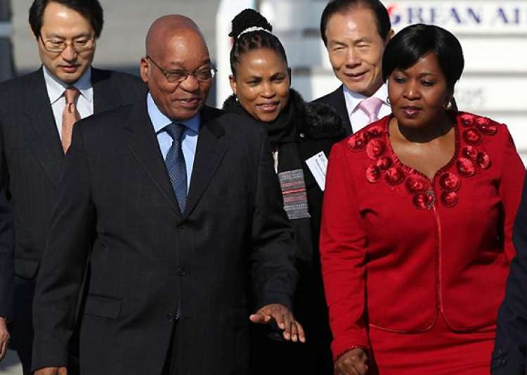 zuma to take fourth wife- India Tv