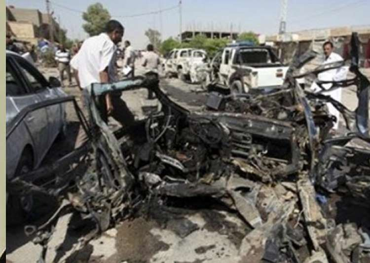 50 dead in iraq attacks ahead of arab summit- India Tv