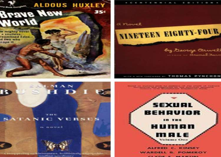 10 controversial books of all times- India Tv