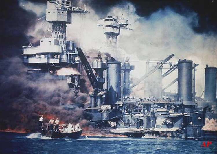 71 years after pearl harbor attack survivor helps identify- India Tv
