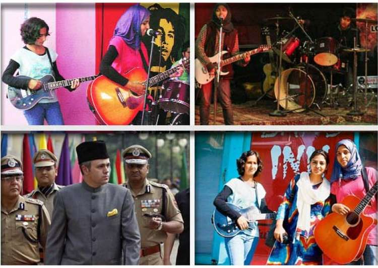 a day after fatwa kashmir s all girl band calls it quits- India Tv