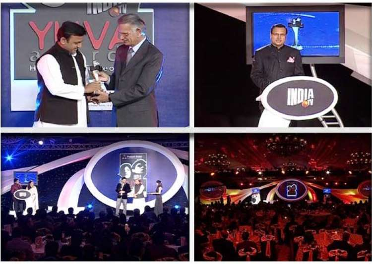 akhilesh yuvraj marykom mamta sharma among india tv yuva award winners- India Tv