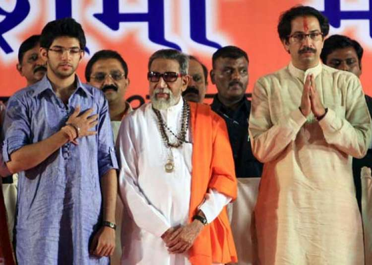 balasaheb is in every shiv sainik writes aditya thackeray- India Tv