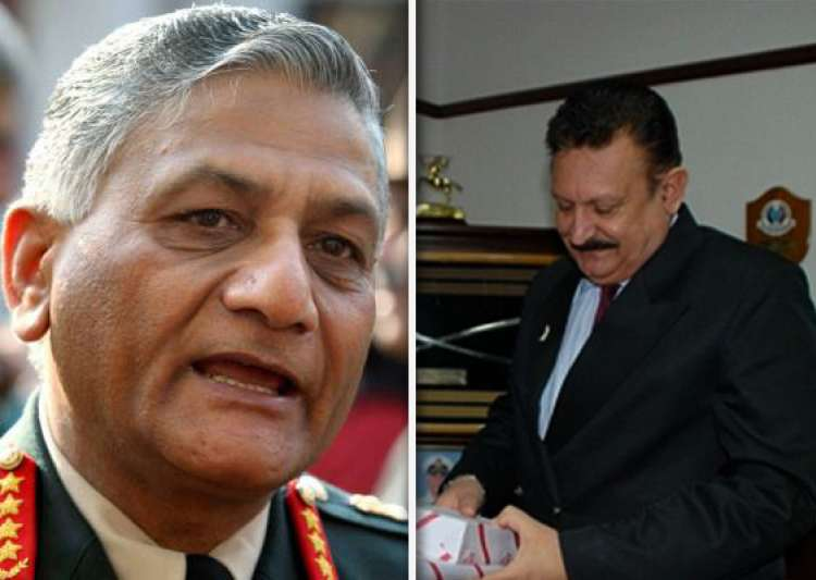 cbi files preliminary inquiry into army chief s complaint- India Tv