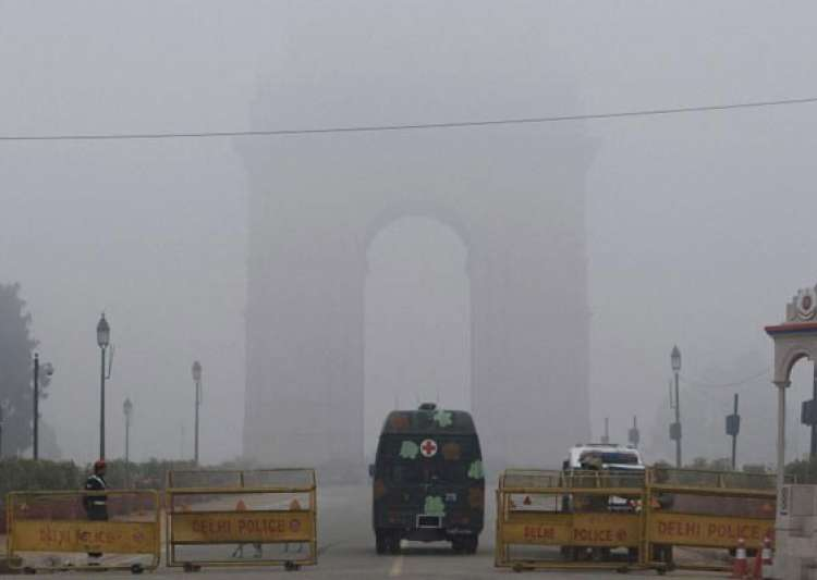 coldest day in delhi in 44 years- India Tv