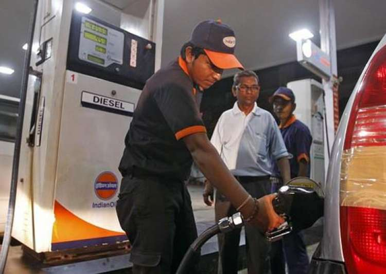 diesel price hiked by 45 paise per litre- India Tv