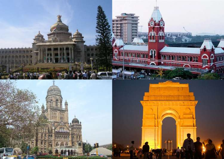five most expensive cities to live in india- India Tv