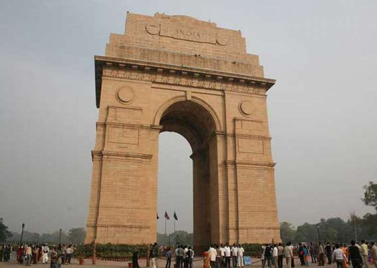 top 5 famous landmarks of india