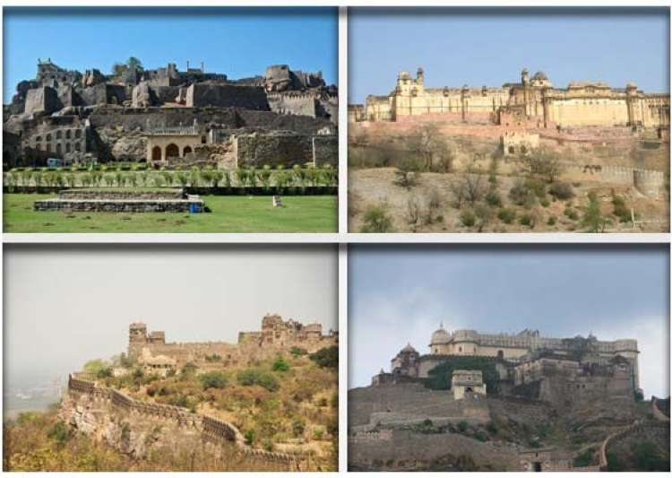 india s five most magnificent forts- India Tv