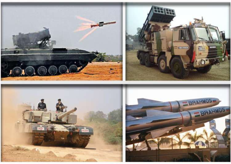 know about indian army s battle weapons- India Tv