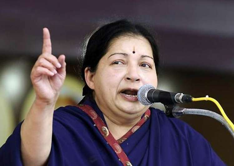 jayalalithaa opposes communal violence bill says it s- India Tv