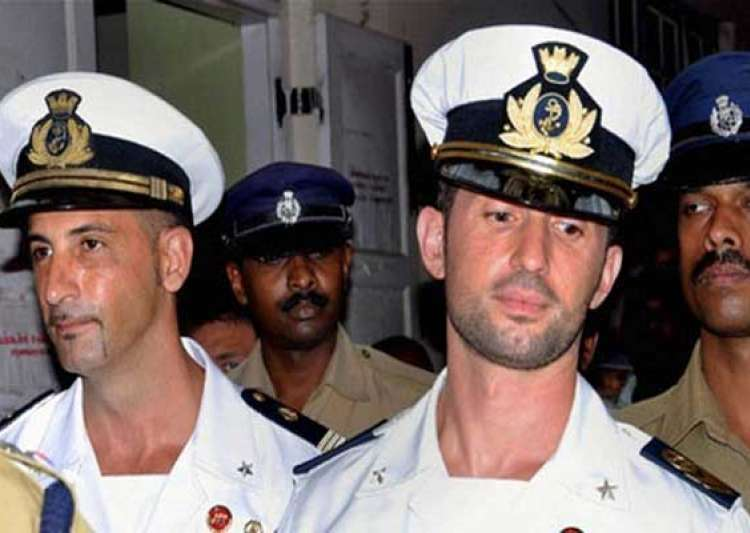 marines returned on guarantee of no death penalty italian- India Tv