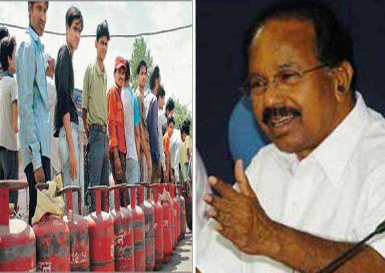poll bonanza centre hikes cap of subsidised lpg cylinders from 6 to 9- India Tv