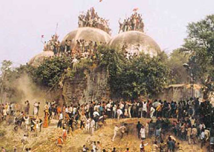 babri dispute still stuck in a tense legal tug of war- India Tv