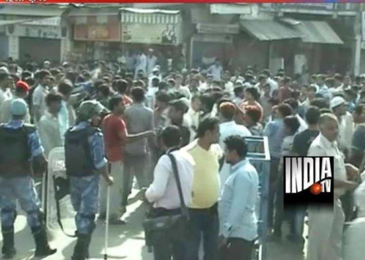 timeline of muzaffarnagar riots eve teasing incident led to- India Tv