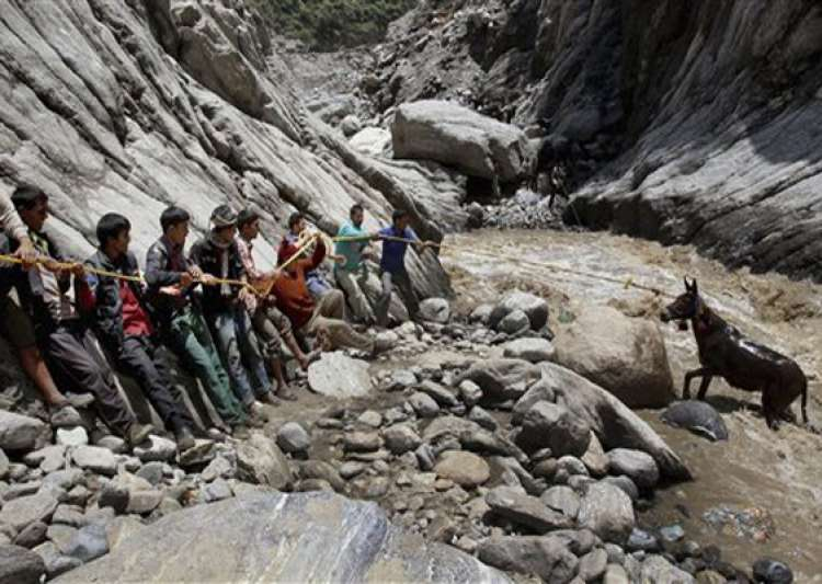 uttarakhand tales of misery and human endurance from the- India Tv