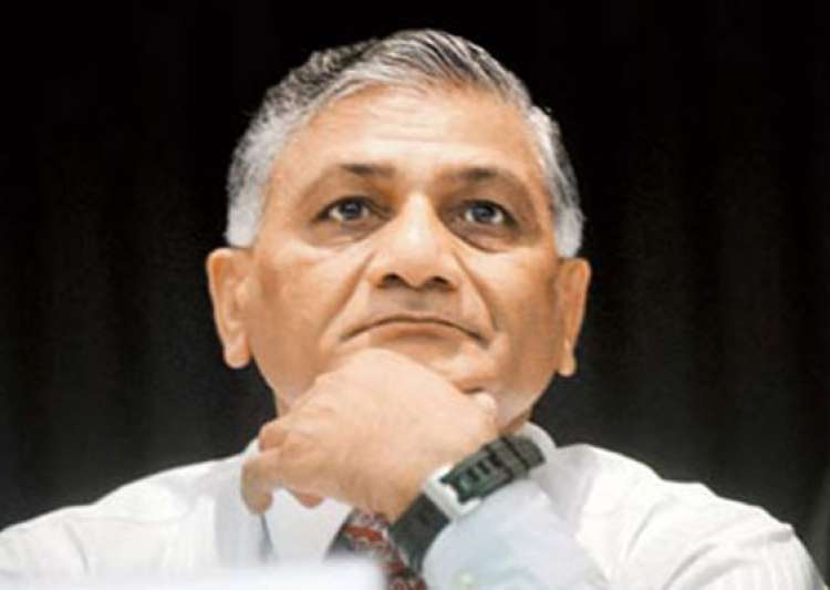 v k singh asks pm to dump report on freeing sugar- India Tv