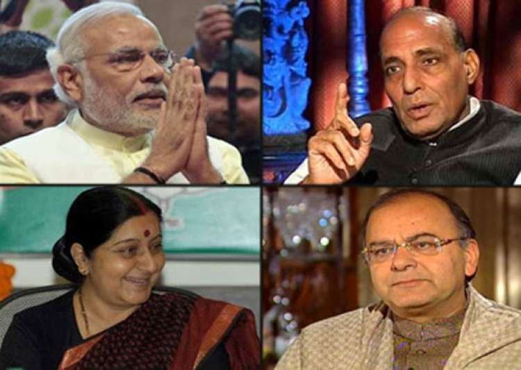 small and compact cabinet to take oath with modi on may 26- India Tv