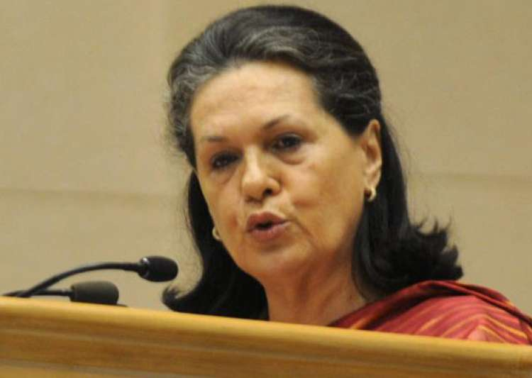 anti telangana congress mps meet sonia gandhi- India Tv