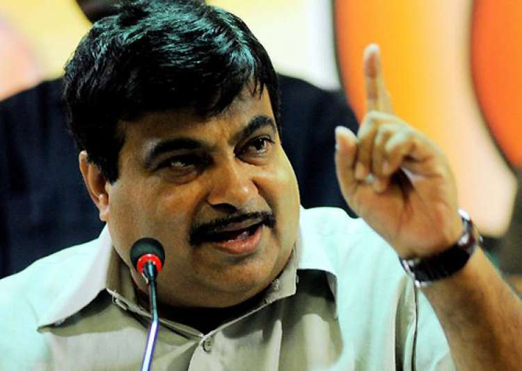 gadkari sides with jewellers writes to fm on excise rollback- India Tv
