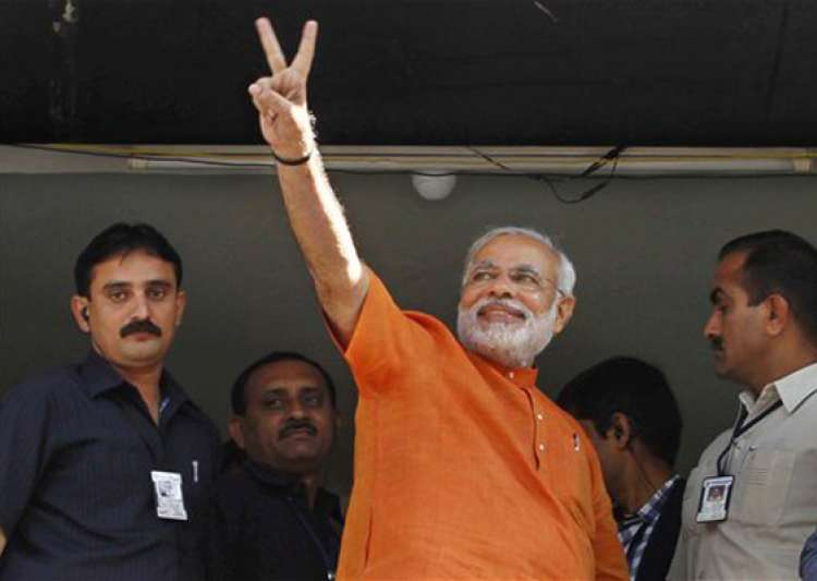 gujarat set for vote count bjp confident- India Tv