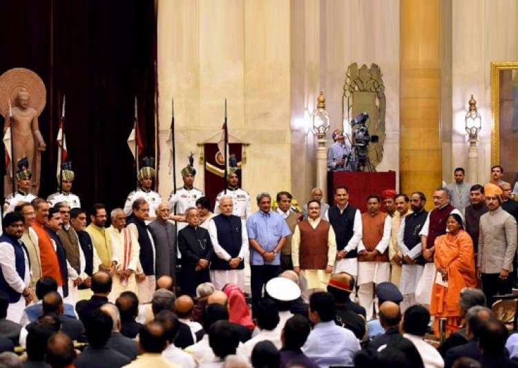 eight new ministers in modi cabinet criminal cases