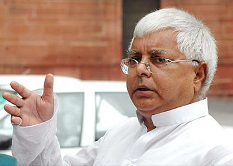 lalu dubs kejriwal agent of america- India Tv