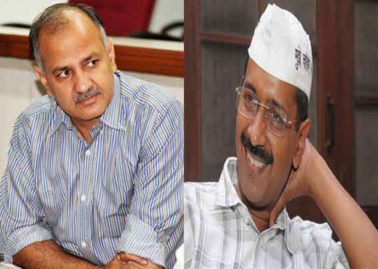 move afoot to make manish sisodia delhi cm in place of- India Tv