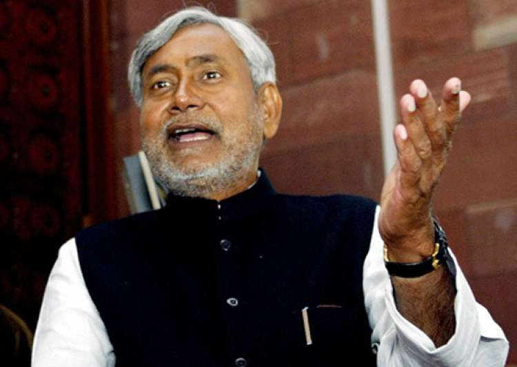 no politics behind nitish kumar s mumbai visit- India Tv