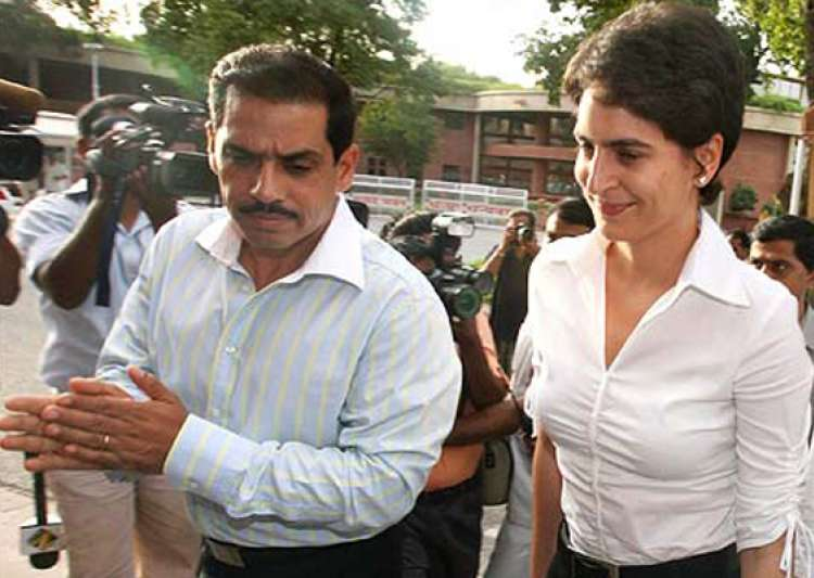 pmo gives clean chit to robert vadra- India Tv