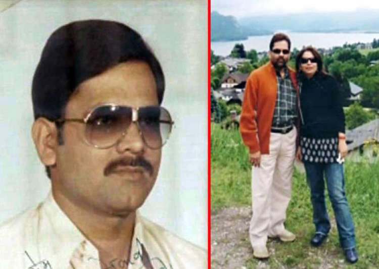 rare pictures of bjp leader mukhtar abbas naqvi and his- India Tv
