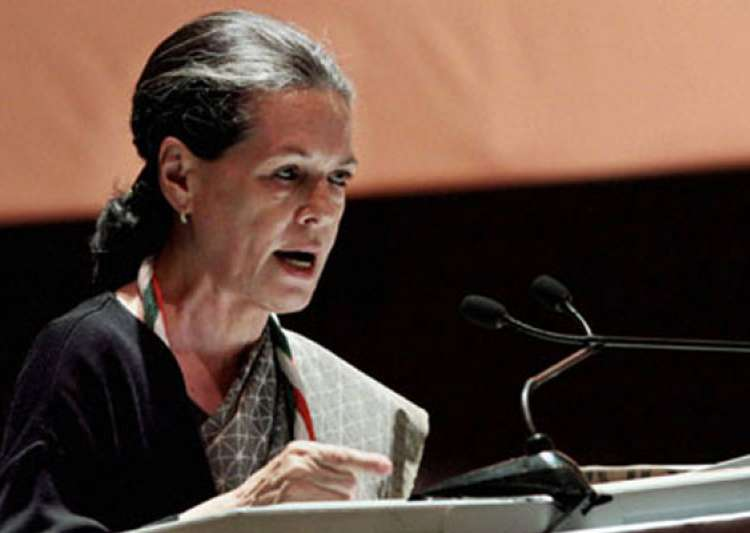 sonia tells congress meet party will win 2014 ls polls- India Tv