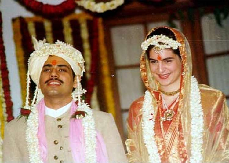 timeless pictures of priyanka gandhi and robert vadra s- India Tv