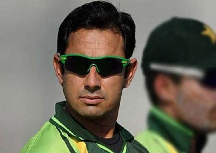 ajmal has career best figures india top order fails again- India Tv