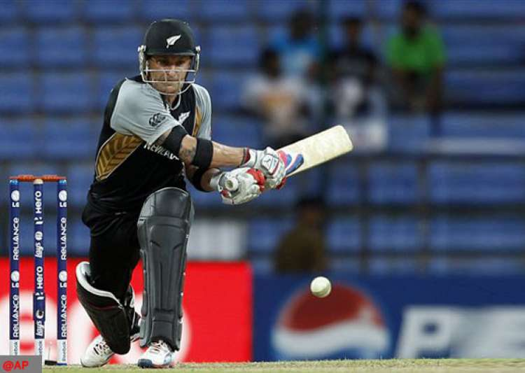 brendon mccullum scores a scintillating century in world t20- India Tv