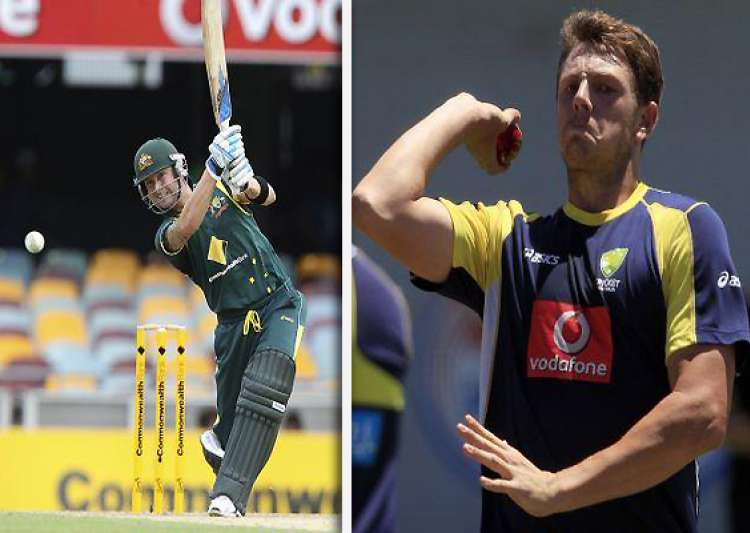 clarke pattinson to miss third final against lankans- India Tv