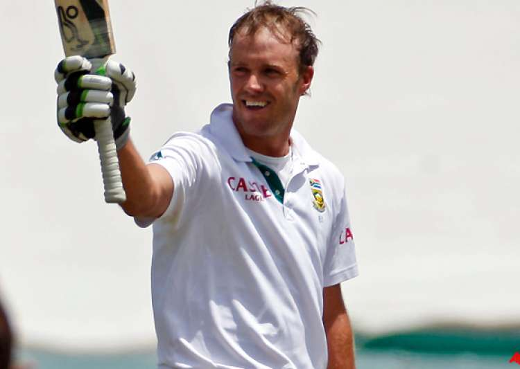 de villiers set for big workload as new skipper- India Tv