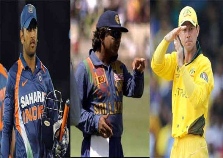 dhoni joins cricketers who played most odis as captains- India Tv