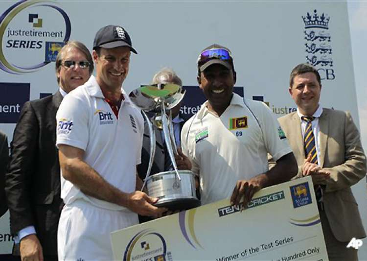 england beats sri lanka in 2nd test retains no. 1 test- India Tv