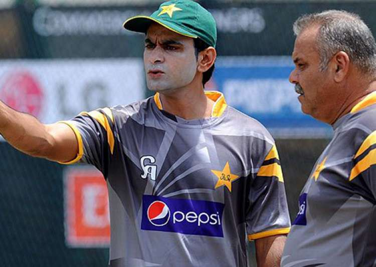 hafeez confident pakistan would down india in 2nd t20 also- India Tv