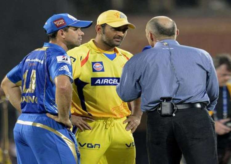 ipl6 csk make it to fourth consecutive ipl final- India Tv