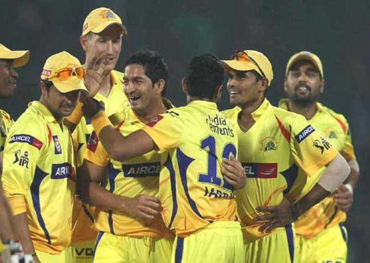 ipl6 final on schedule no threat to csk right now bcci- India Tv
