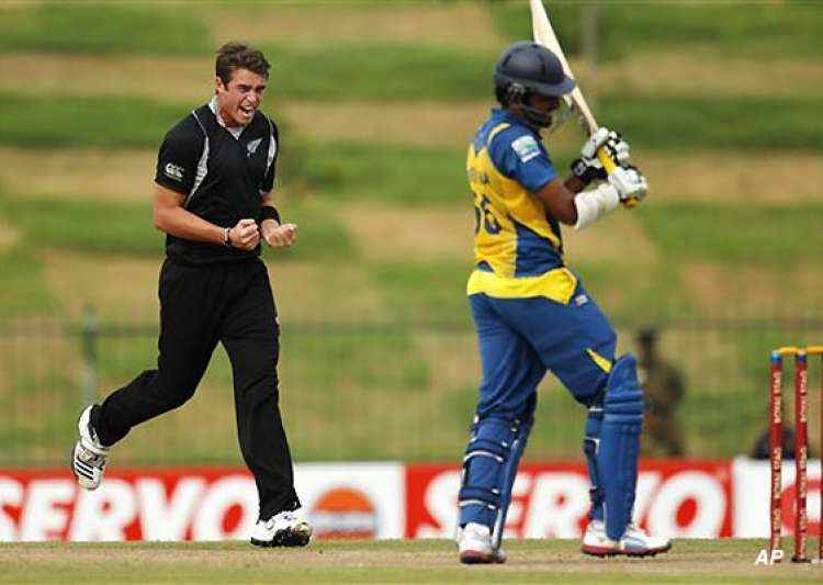 sri lanka wins rain hit odi series against new zealand- India Tv