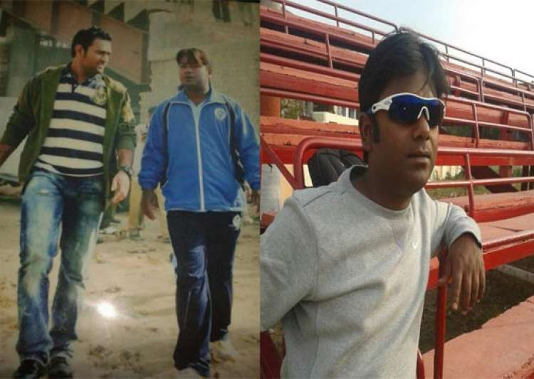 man who taught dhoni the helicopter shot santosh lal passes away- India Tv