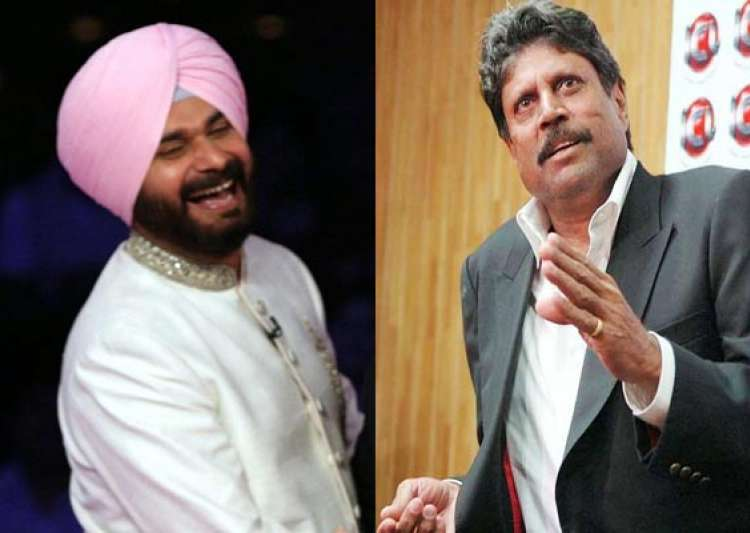 navjot sidhu to do comedy nights with kapil- India Tv